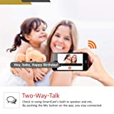 Samsung Wisnet SNH-V6431BN 1080p SmartCam WiFi
