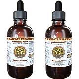 Certified Organic California Poppy (Eschscholzia Californica) Liquid Extract