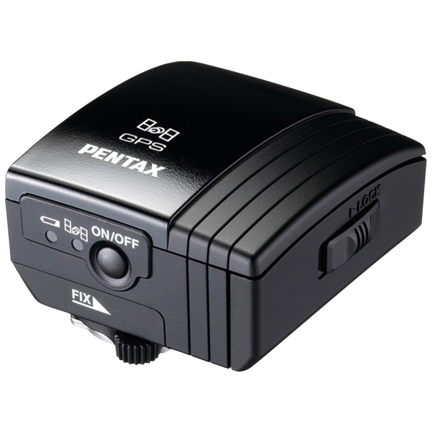 Pentax GPS Unit O-GPS1 Hotshoe Mounted Accessory GPS Unit for Pentax K-5, K-r, 645D by Pentax