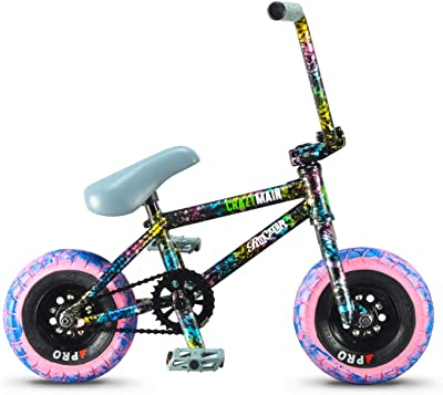 SPLATTER IROK Mini Rocker BMX