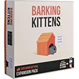 Barking Kittens: This is The Third Expansion of Exploding Kittens Card Game - Family-Friendly Party Games - Card Games…
