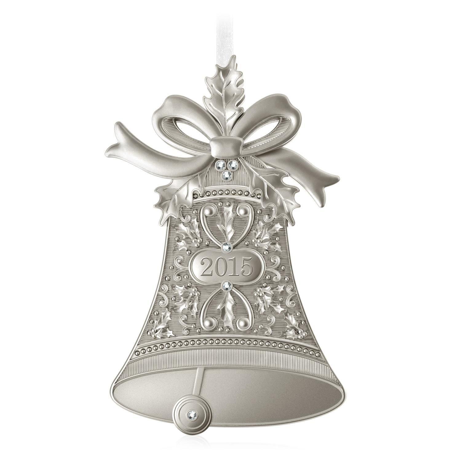 Hallmark QGO1577 Christmas Bells Ornament