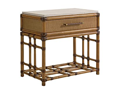 Amazon.com: Twin Palms - Cordoba Open Nightstand: Kitchen ...