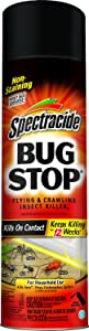 Spectracide HG-96235 Stop Flying & Crawling Bee Killer, Aerosol Sp, 16 oz, Red
