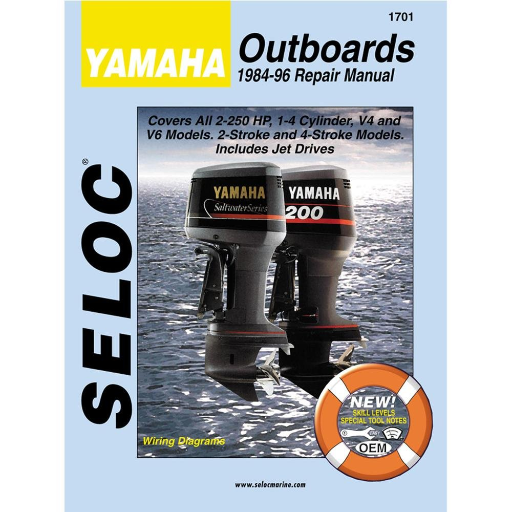 yamaha outboard service manual download