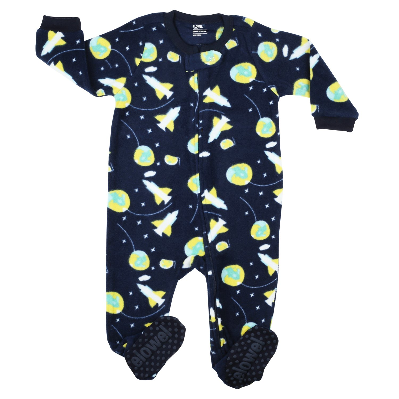 100/% Polyester Onseie Nightwear for Baby Sizes: 6m 1 Piece Little Boys Boys Pyjama Multiple Colours /& Designs Avalibale Footed Pyjama elowel Warm Fleece Sleapwear Toddler 5y