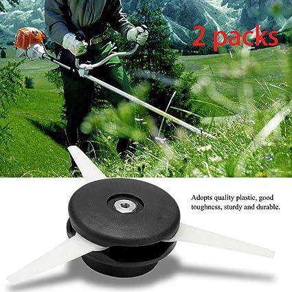 6-3 Steel Blade Razor 65Mn Lawn Mower Grass Eater Trimmer Head Brush Cutter #