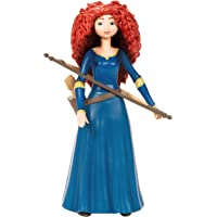 Disney and Pixar Brave Merida Action Figure, Movie Character Toy 6.6-in / 16.8-cm Tall, Highly Posable in Authentic…