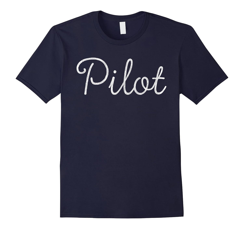 Pilot T shirt-T-Shirt