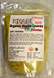 KHADI Omorose Leaves Powder Herbal Mehendi
