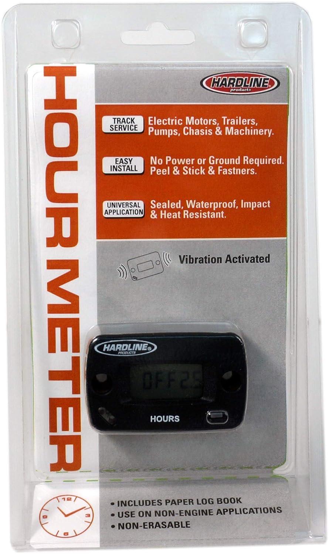 Hardline Products HR-8065 Vibration Hour Meter