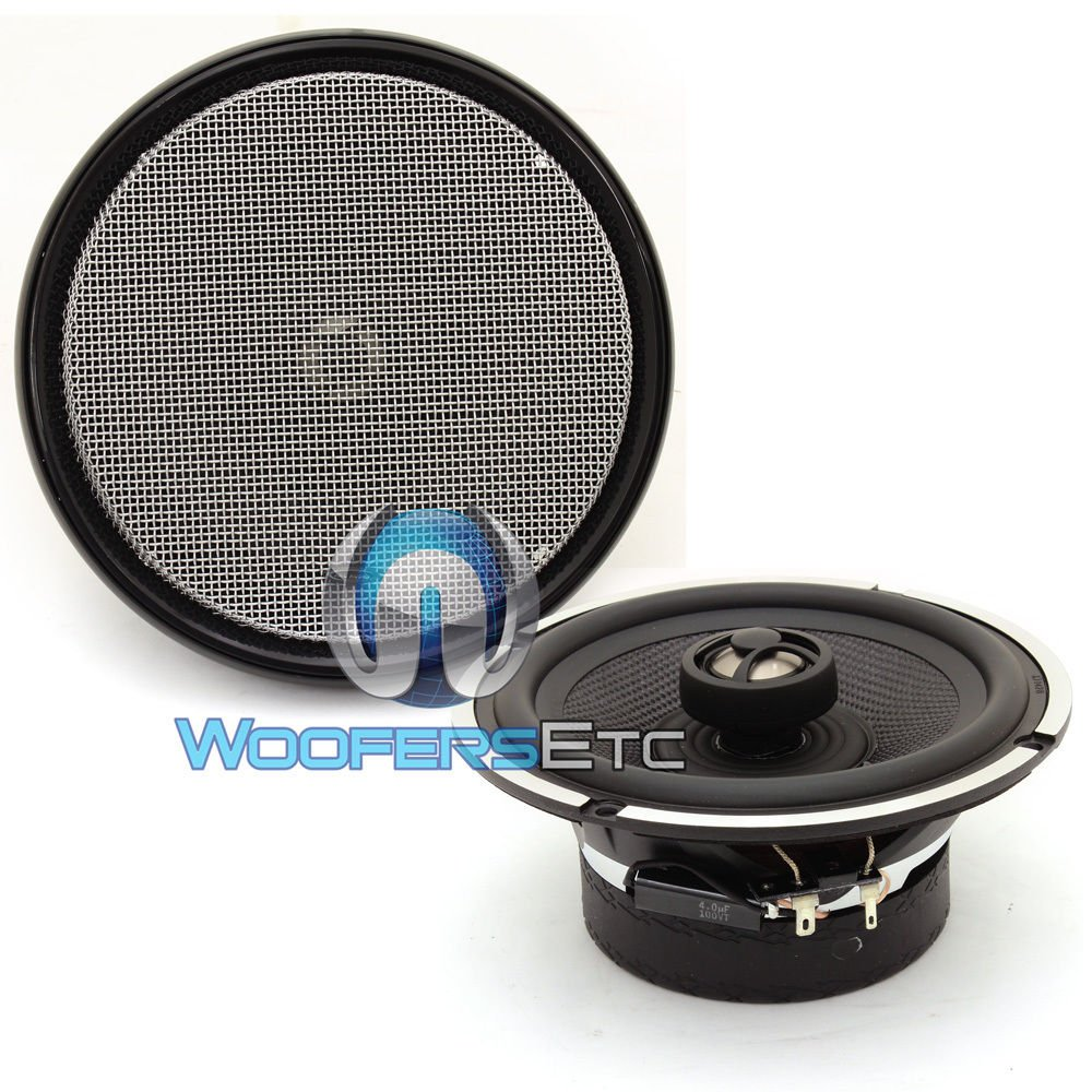 Arc Audio Moto 602 6.5'' 90W RMS Motorcycle Coaxial Speakers