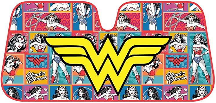 Wonder Women Superhero She Female Comic  Vehicle License Plate Auto Car Tag NEW