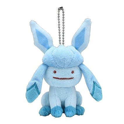 Amazon.com: Pokemon Ditto GLACEON - Llavero (porte-CLÉS ...