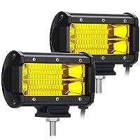 YGL 2 X 72W Amarillo Montaje de Luces