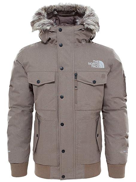 The North Face Jacket Chaqueta Gotham para Hombre, Marrón (Falcon Brown), Talla del Fabricante: S: Amazon.es: Deportes y aire libre