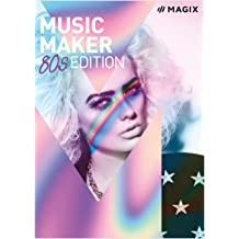 MAGIX Music Maker – 80s Edition – The music program for '80s beats and '80s music. [Download]