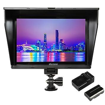 VILTROX DC-90HD 4K HDMI Monitor Full HD 1920x1200 IPS 8.9