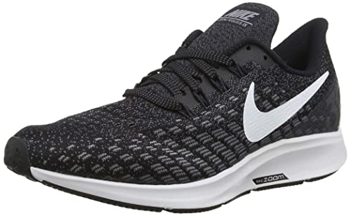 timeless design dc004 0e16f Nike Men s Air Zoom Pegasus 35 Running Shoes, (Black White Gunsmoke