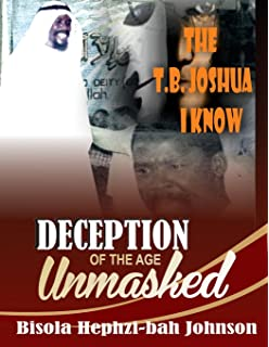 The Mirror: Amazon co uk: Prophet T B  Joshua: 9780620374538: Books