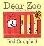Dear Zoo: A Lift-The-Flap Book (Dear Zoo & Friends)