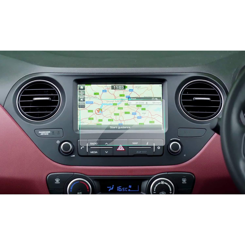 RUIYA 2017 2018 Hyundai Grand i10 AVN System Touch Screen