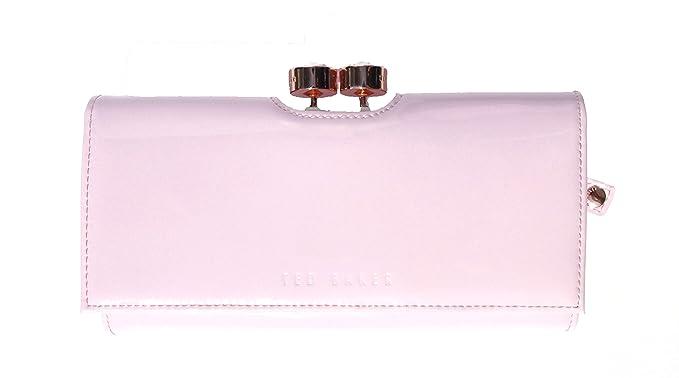 9b63dcab3288b0 Ted Baker Purse Patent Pink  Amazon.co.uk  Luggage