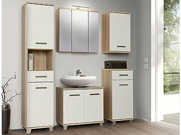 Badezimmer Komplett Set Badprogramm Badeinrichtung Badmobel 5