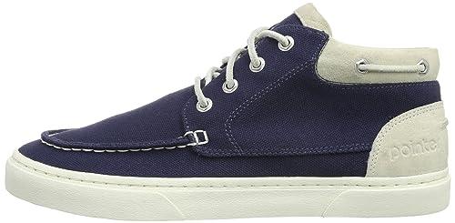 Pointeur Taylor P051e98 - Chaussures De Toile Pour Unisexe Adulte, Bleu, Taille 41