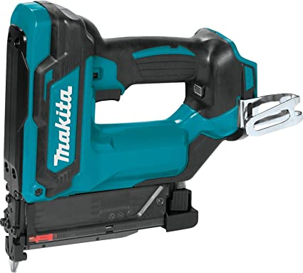 "Makita XTP02Z 18V LXT Lithium-Ion Cordless 1-3/8"" Pin Nailer, 23 Gauge, Tool Only"