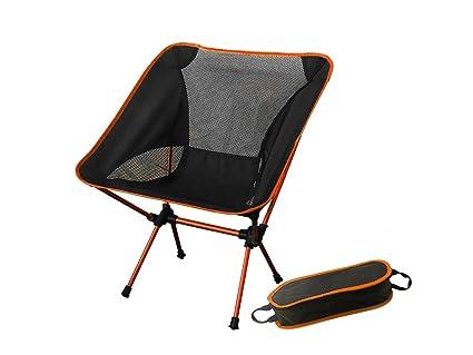 Chaises Ultraléger Portable Sac De Pliable Pour Le Réunions Compact Transport Avec Campingrandonnéeextérieur Idéal U5fun Chaise 9W2YeEIDH