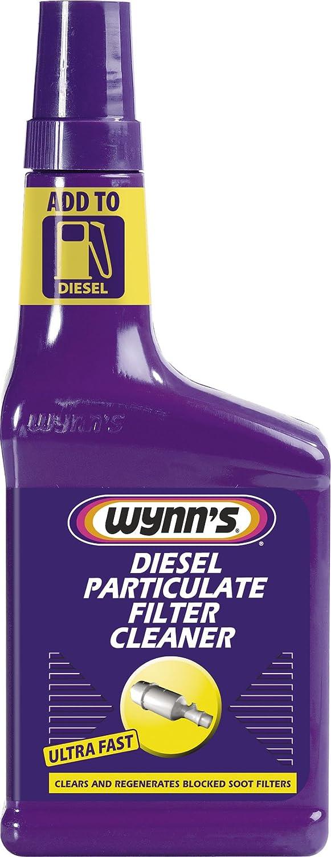 Limpiador de filtros contra partí culas diesel Wynns wy28272, 325 ml 325ml