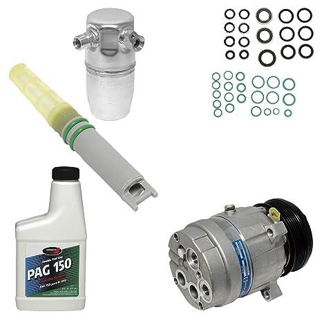 Universal aire acondicionado KT 3596 a/c compresor y Kit de componente