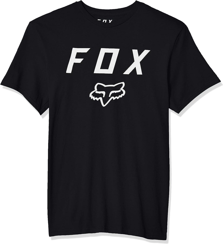 Fox Racing Defend Short Sleeve s//s Moth Jersey Black