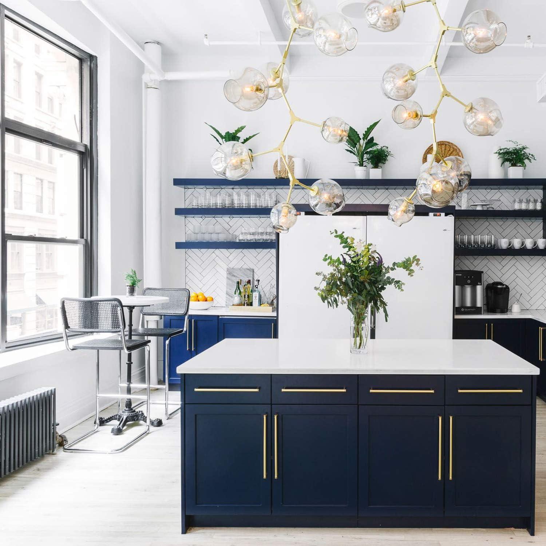 10 piezas Goldenwarm de acero inoxidable dorado y moderno para puerta de cocina manillar de barra para tirar pomo de lat/ón cepillado armario de cocina