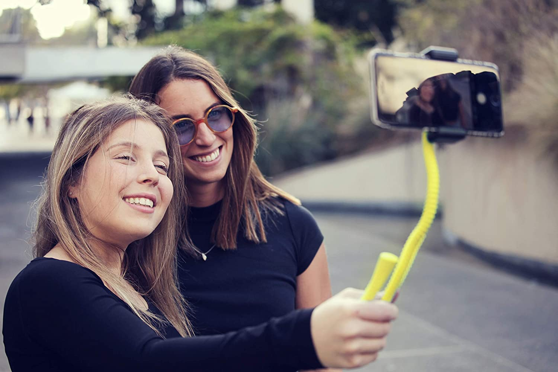 Gekkostick - Palo Selfie Flexible para Smartphone: Amazon.es ...