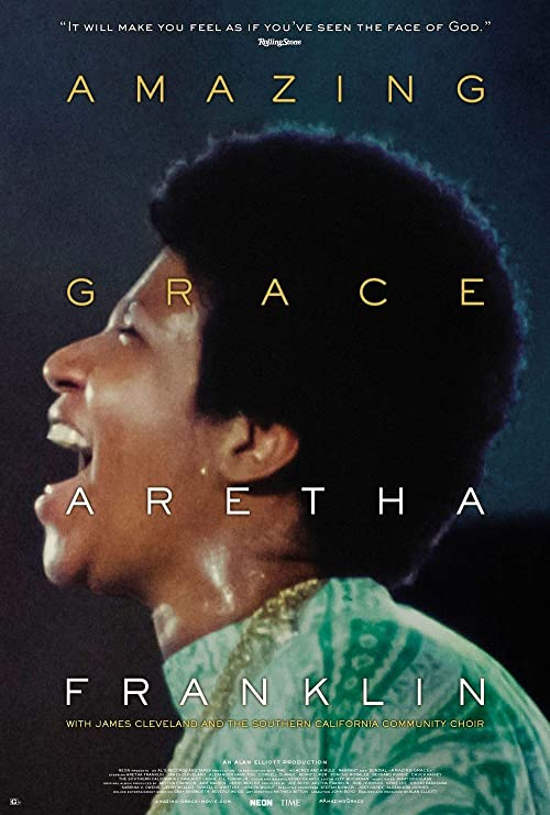 Lionbeen Amazing Grace - Movie Poster - Cartel de la ...