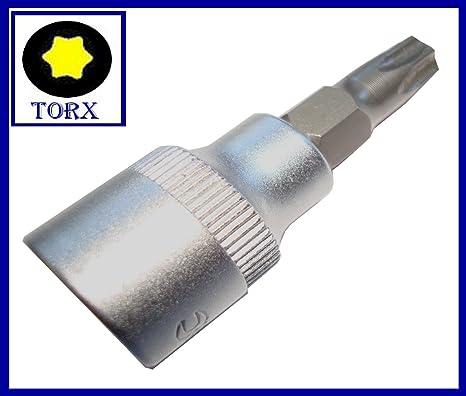 STAR, puntas TORX para destornillador 0,95 cm disco duro T45: Amazon ...