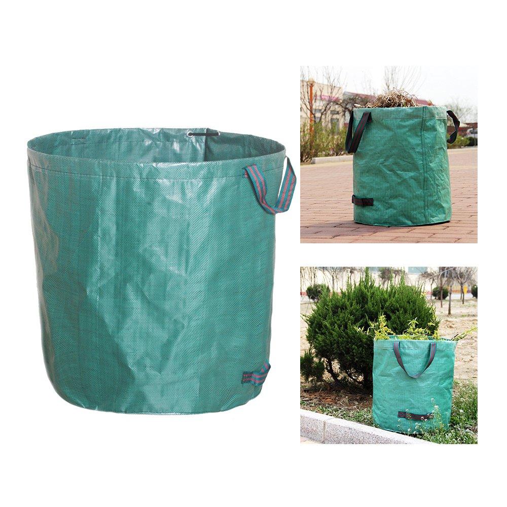 Amazoncom 72132 Gallons Garden Waste Baglarge Strong Heavy