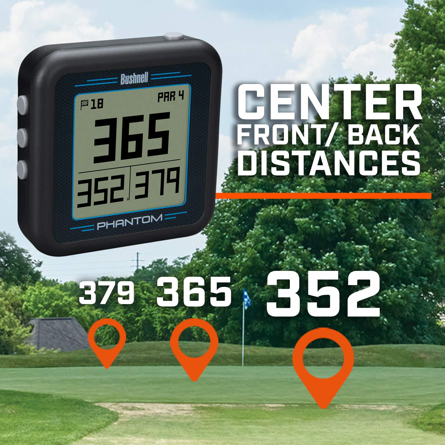 Bushnell Phantom Golf GPS