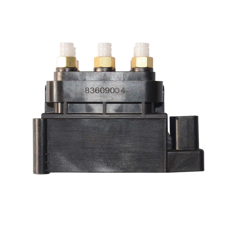 Bloc /électrovanne de Suspension pneumatique 7L0698014//7P0698014