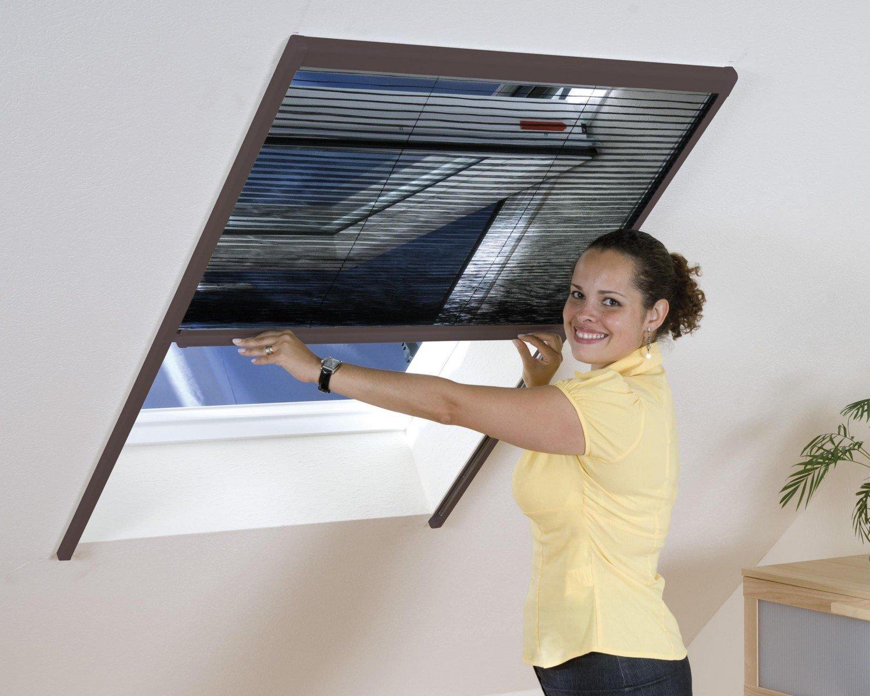 velux dachfenster insektenschutz yv02 hitoiro. Black Bedroom Furniture Sets. Home Design Ideas