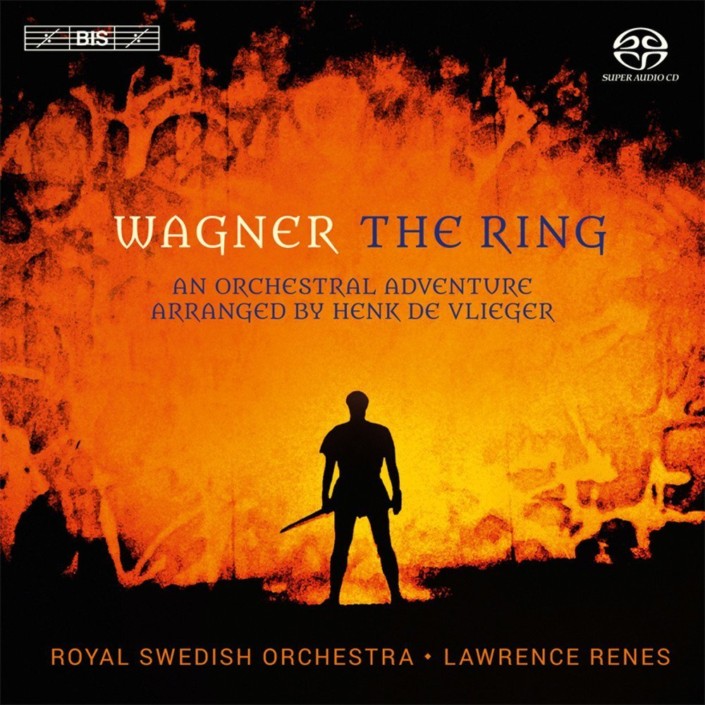 SACD : Lawrence Renes - Ring: Orchestral Adventure (Hybrid SACD)