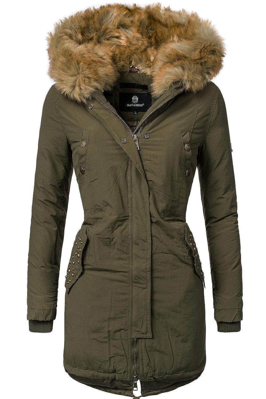 Navahoo Spirit - Abrigo de invierno para mujer, (fabricado sin productos de origen animal)