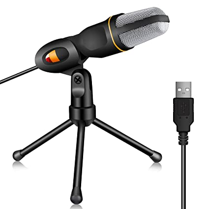 Amazon.com: TONOR PC Microphone USB Computer Condenser Studio Mic
