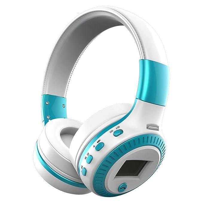 ZEALOT B19 - Auriculares inalámbricos Bluetooth estéreo con ...