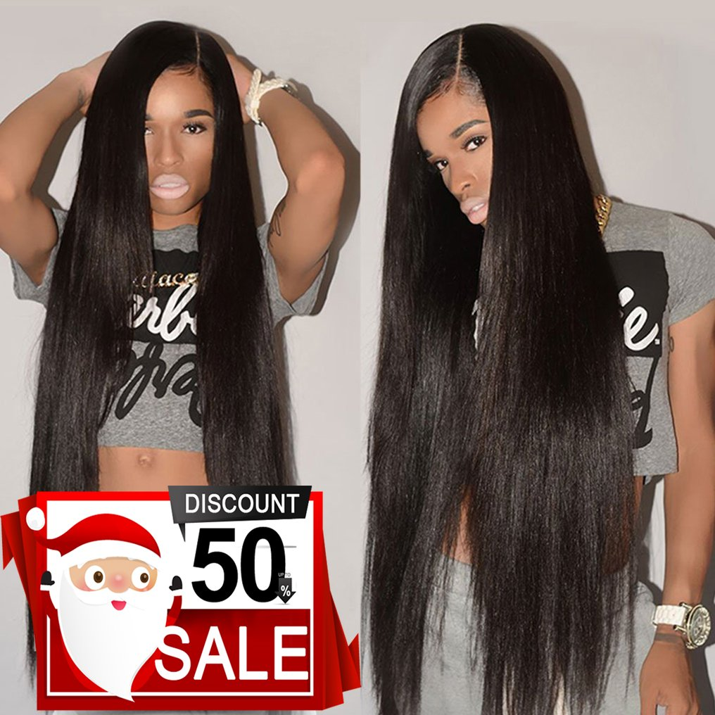 Amazon Mink 8a Brazilian Virgin Hair Straight Remy Human Hair