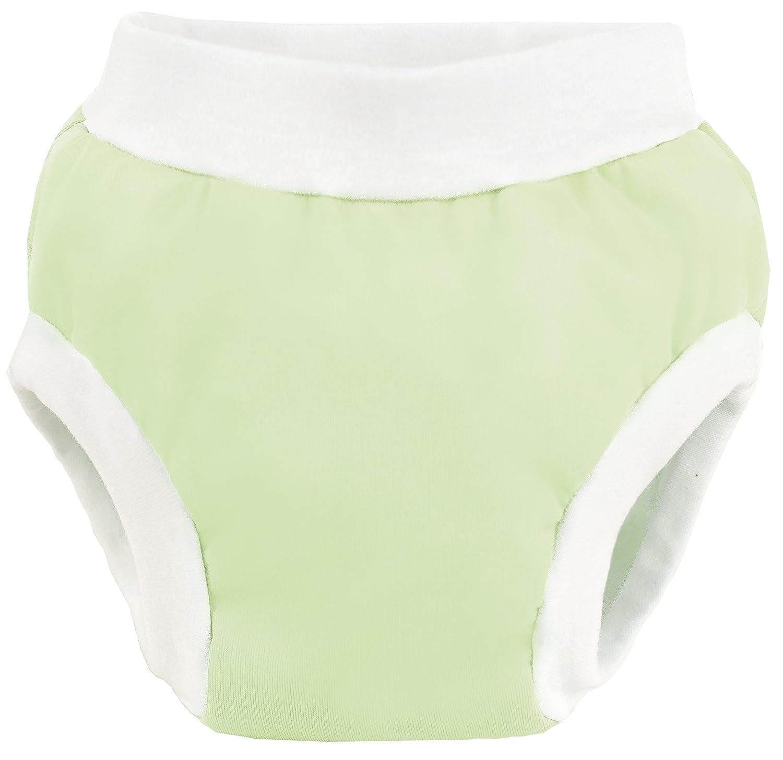 Kushies PUL Training Pant-Green-Small Kushies Baby D1600-01