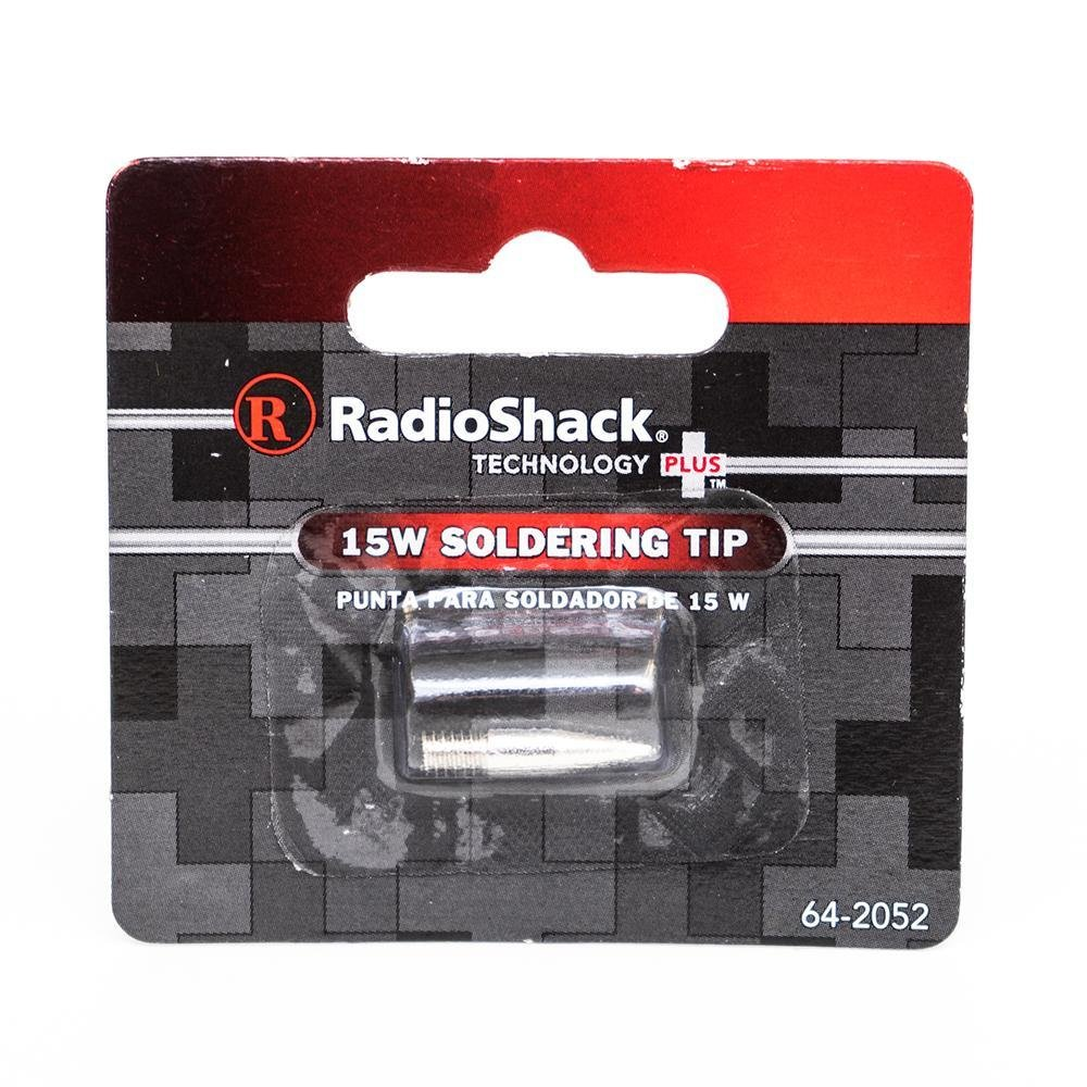 Amazon.com: RadioShack Replacement Soldering Iron Tip for SKU 6402051: Home Improvement