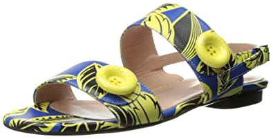 Boutique Moschino Tropic Button Sandal
